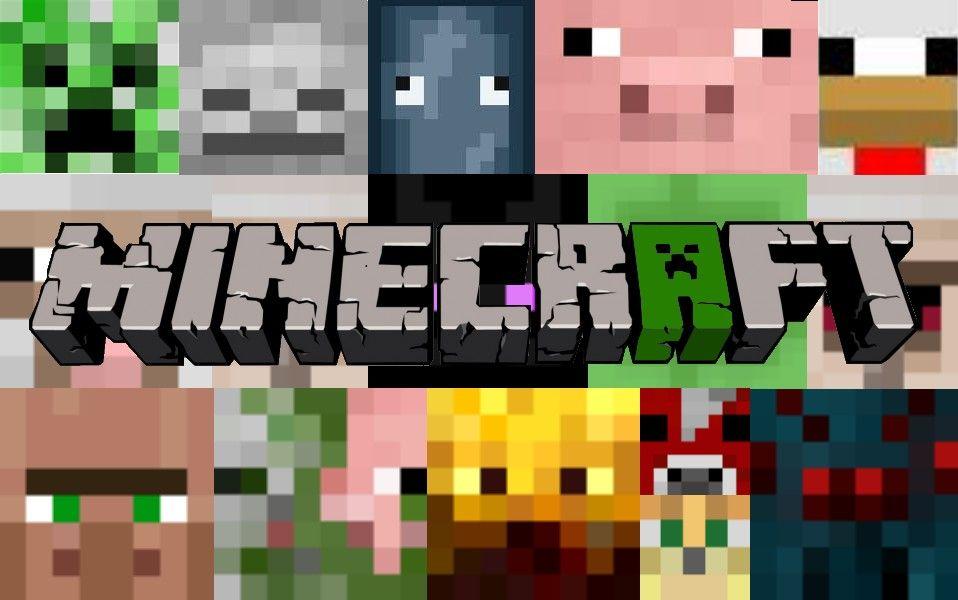 Minecraft Diamond Wall...