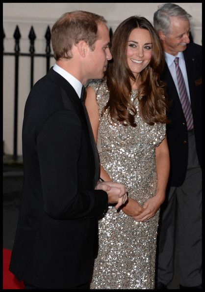 69bd732ac3d Duchess Catherine and Prince William attend the inaugural Tusk Trust Awards  held at the Royal Society 12 Sept 2013