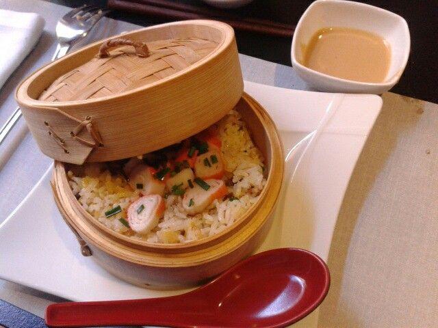 arroz con pollo japones