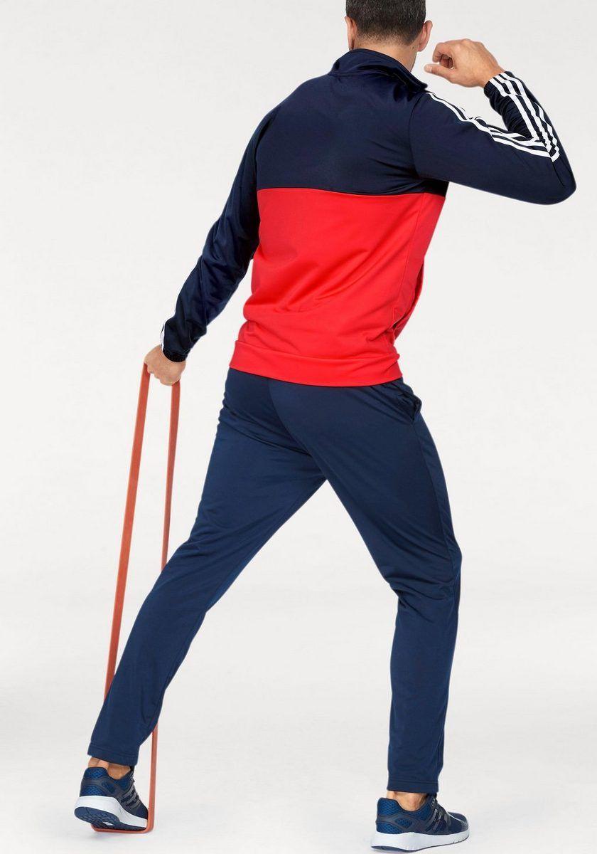 jogging adidas bleu electrique