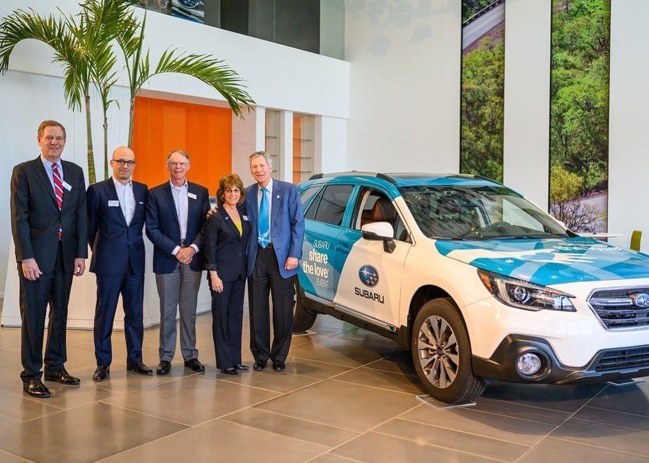 Subaru Is Always Giving Back To The Community With Their Share The Love Promotions Sharethelove Subaru Ganleywestsideimports Subaru Usa