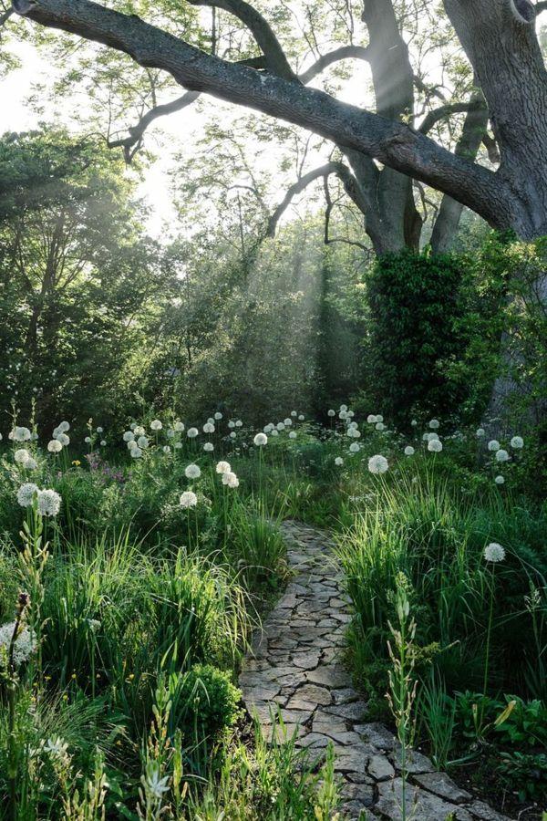 Créer le plus beau jardin avec le gravier pour allée ! | Gravier ...
