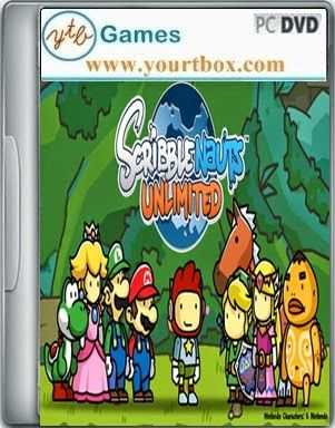 Scribblenauts unlimited game download free | Scribblenauts