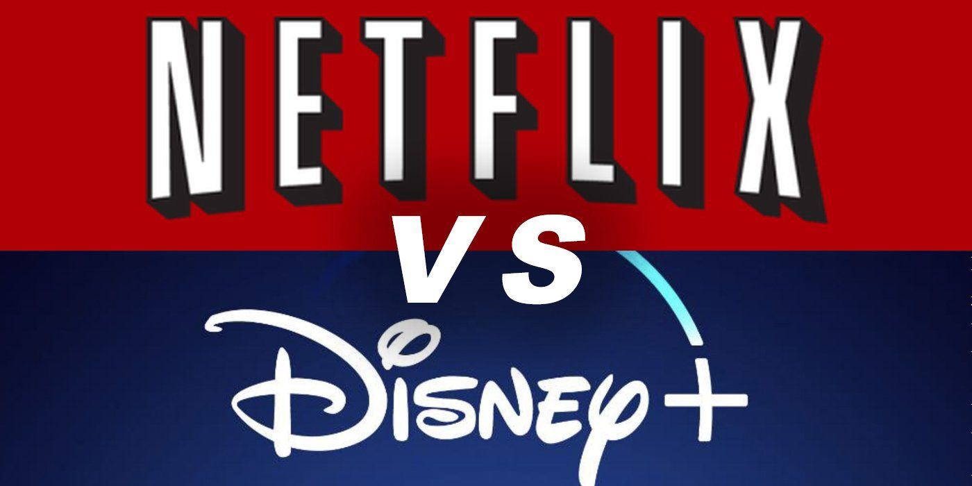 Disney+ vs Netflix Which Streaming Service Is Better