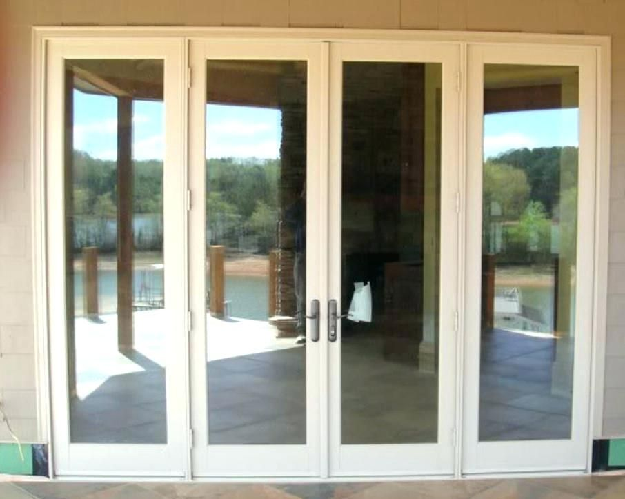 Sliding Glass Door Home Depot Opusmusicusinfo Hinged Patio Doors