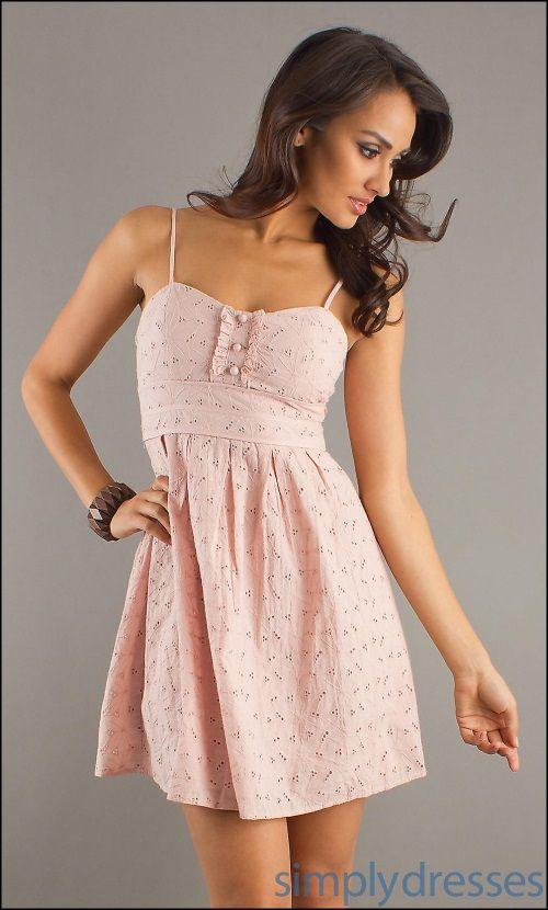 Short dresses 2018 summer