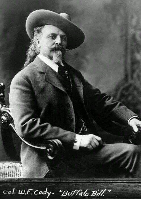 Col Buffalo Bill Cody