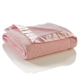 693072574 Microplush Blanket - Light Pink Blankets at Designs by Chad & Jake Personalized  Baby Gifts
