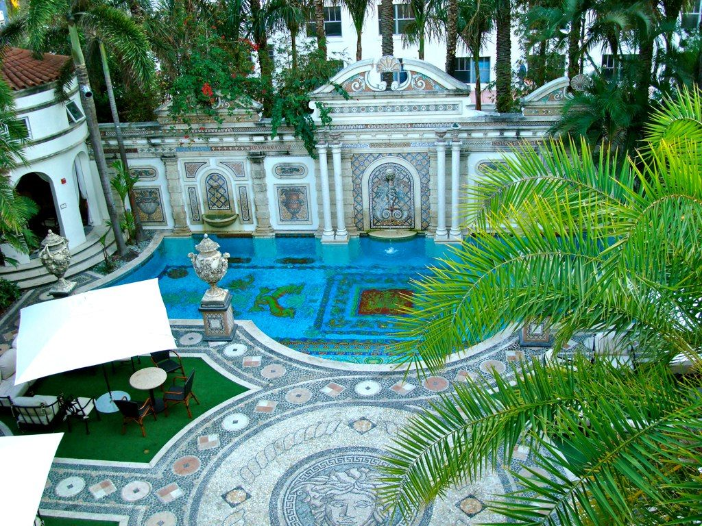 Versace Mansion   MIAMI   Pinterest   Mansion, Miami and Villas