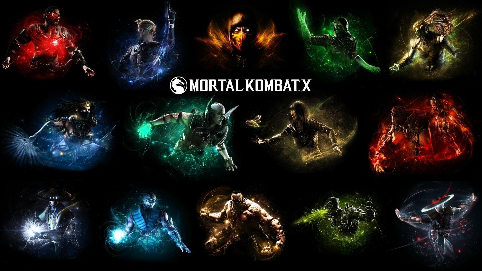 Scorpion Mortal Kombat X Wallpapers 57 Wallpapers Hd