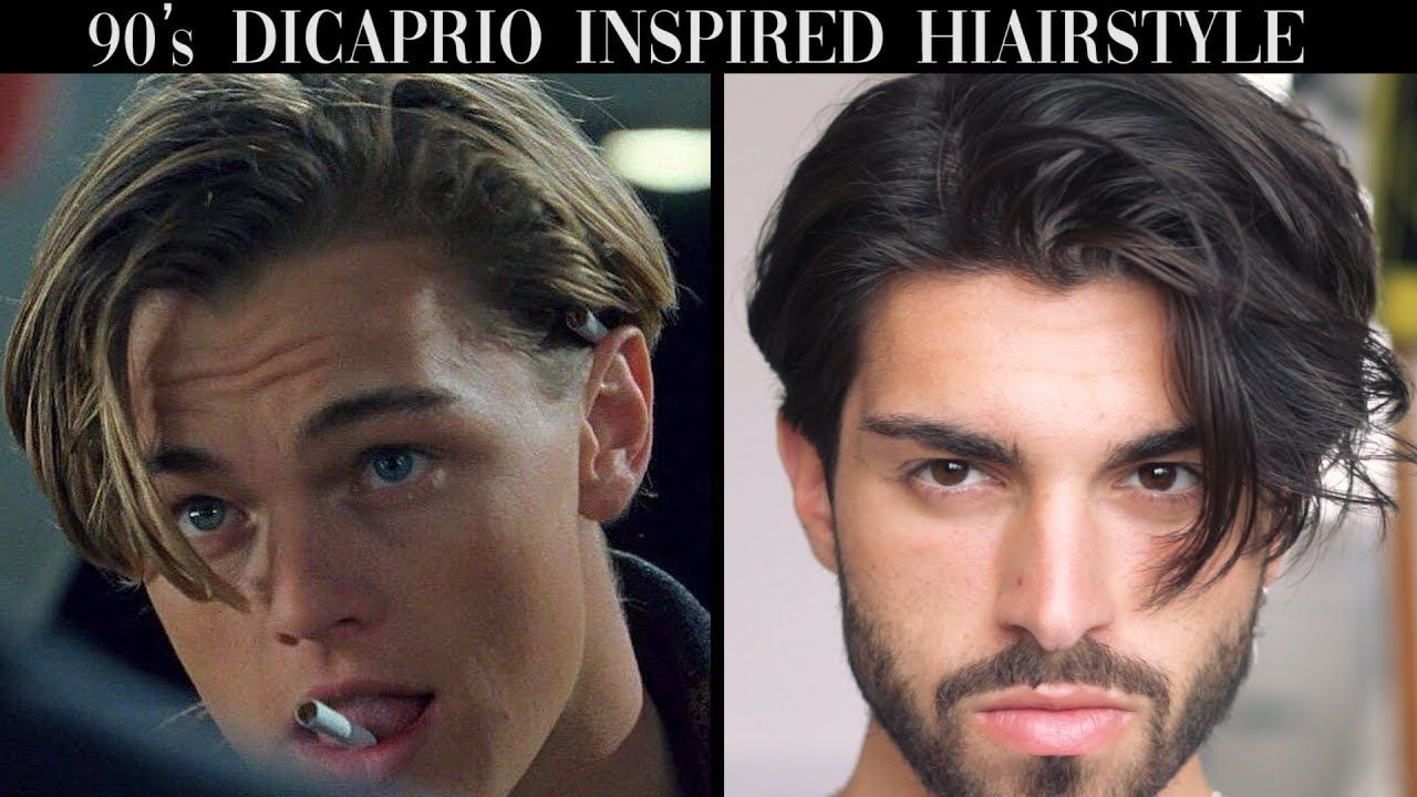 Men S Hair Leonardo Dicaprio Inspired Hairstyle Tutorial Youtube In 2020 Leonardo Dicaprio Hair Mens Hairstyles Hairstyle Names