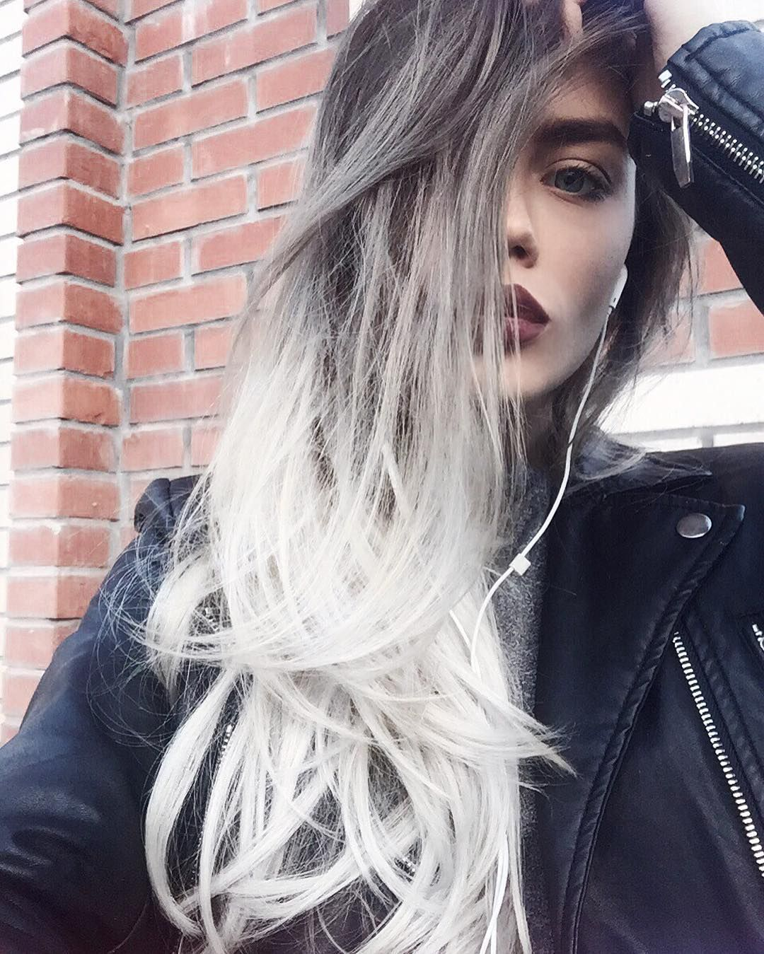 Dark and blond ombre hair ideas pinterest blond and ombre