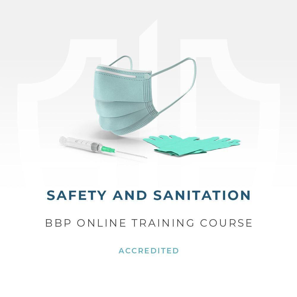 Bloodborne Pathogen Certification Course Aesthetics