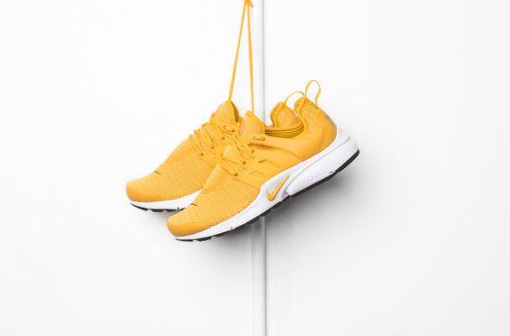 The Women's Nike Air Presto Gold Dart