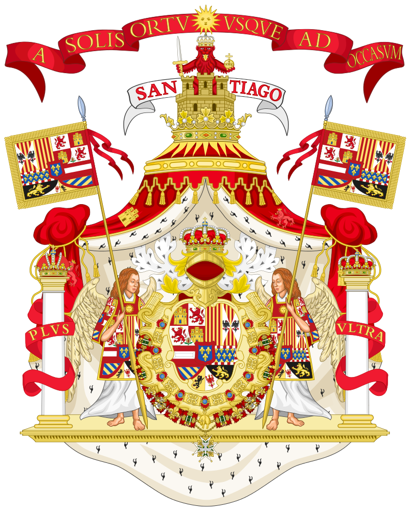 Grandes Armas de Felipe V