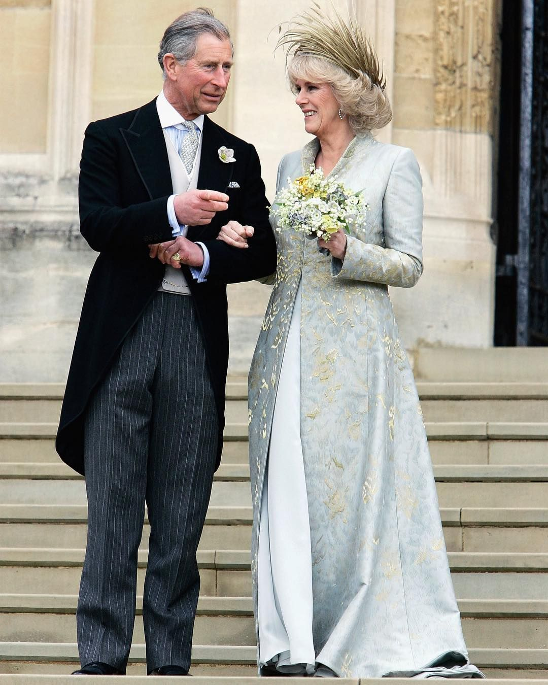 Camilla Parker Bowles Deliberately Avoided Prince Charles