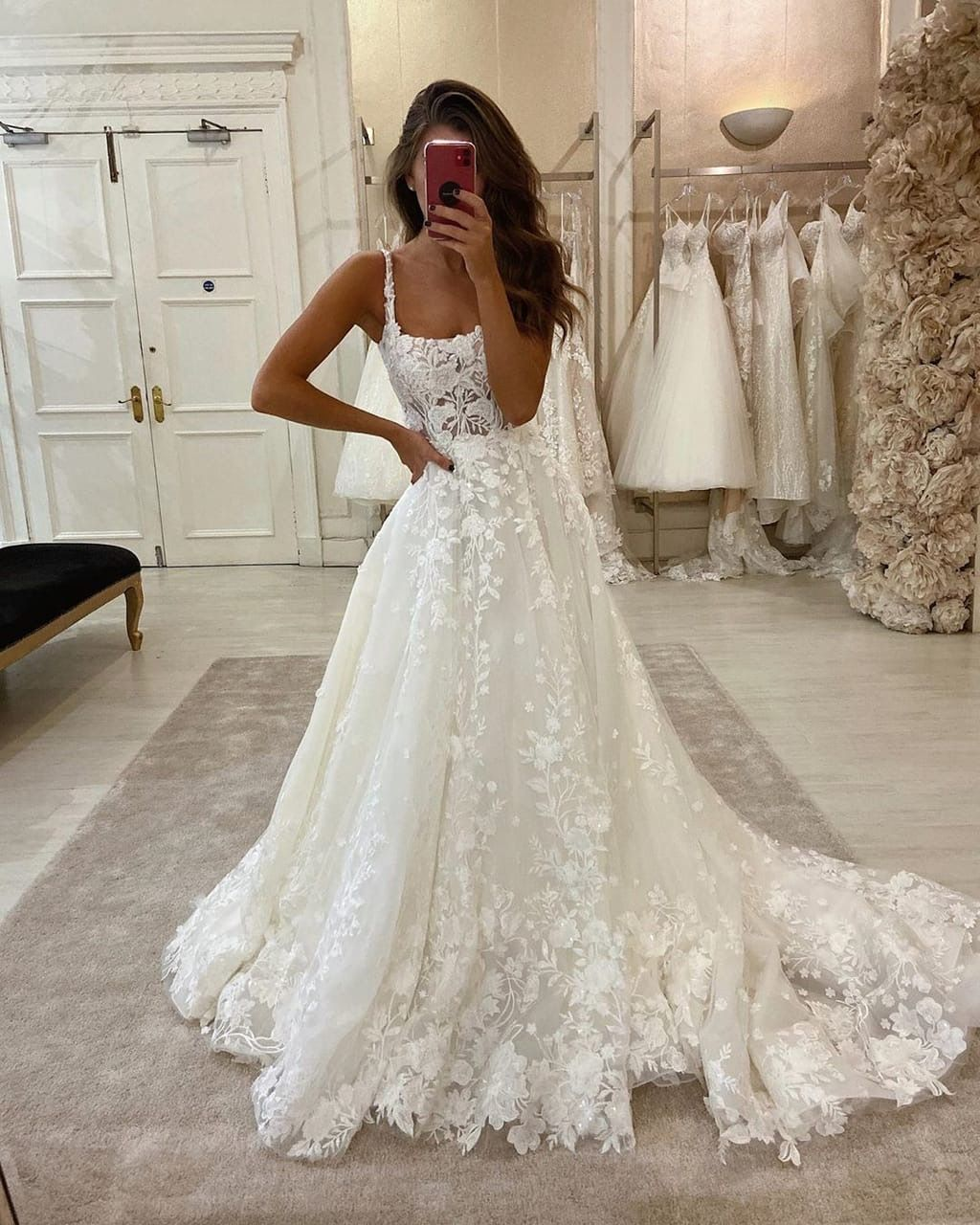Pin By Jasmine Davis On Style Inspo In 2020 Wedding Dresses Wedding Dresses Lace Ball Gowns Wedding