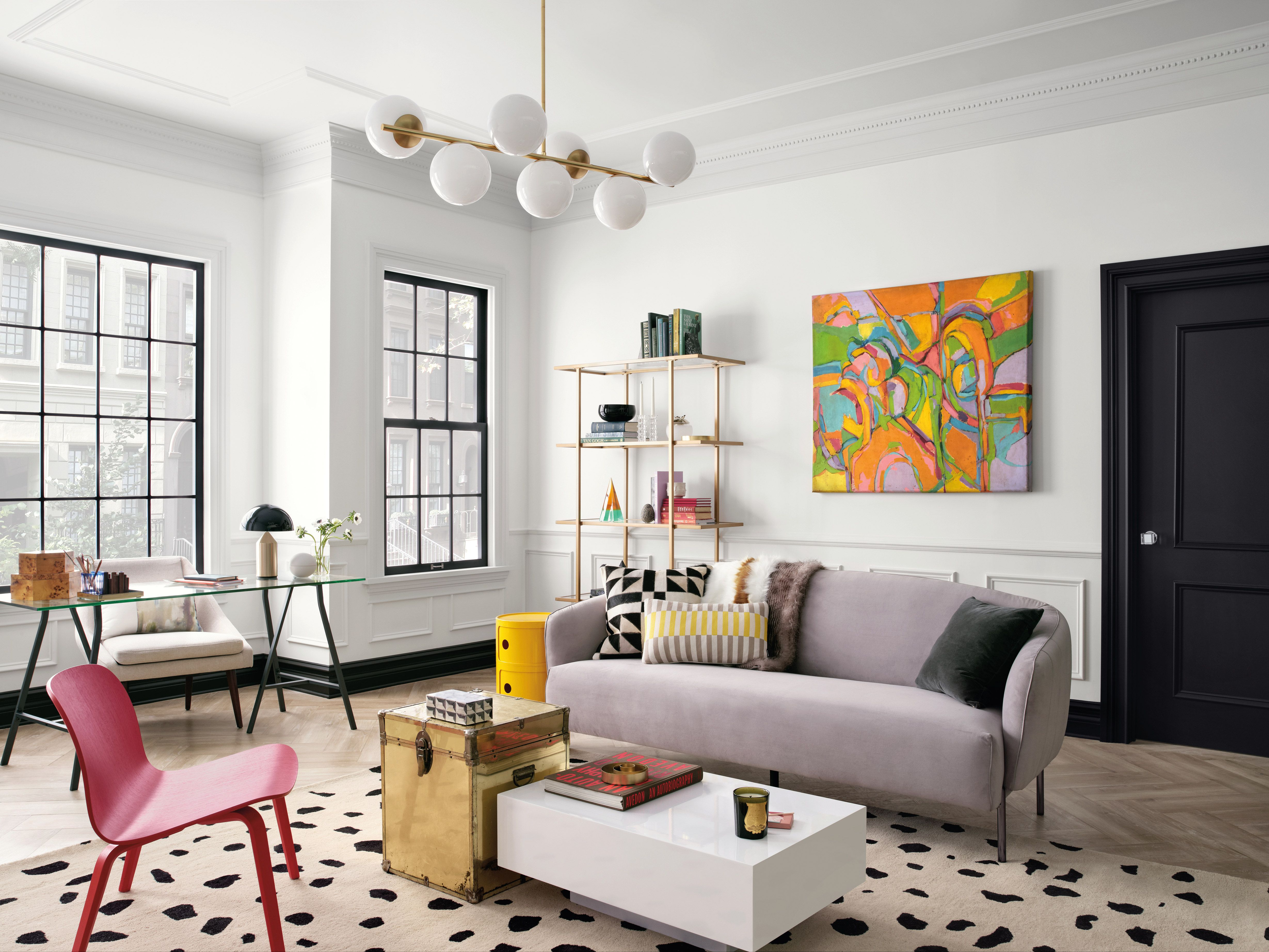 SherwinWilliams' 2020 Colormix Forecast Is Full of Color