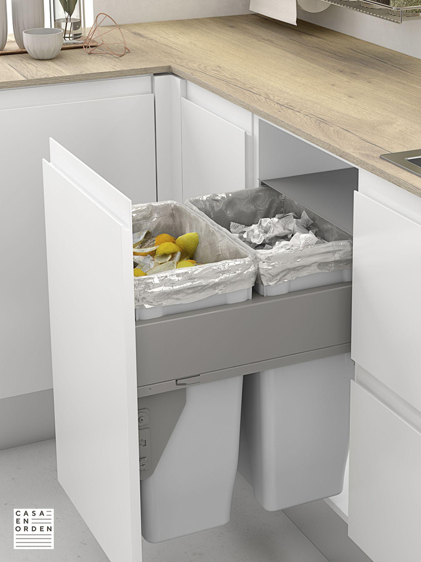 Hemos Lanzado Nuevos Cubos De Reciclaje En 2021 Cubo De Basura Cubos Basura