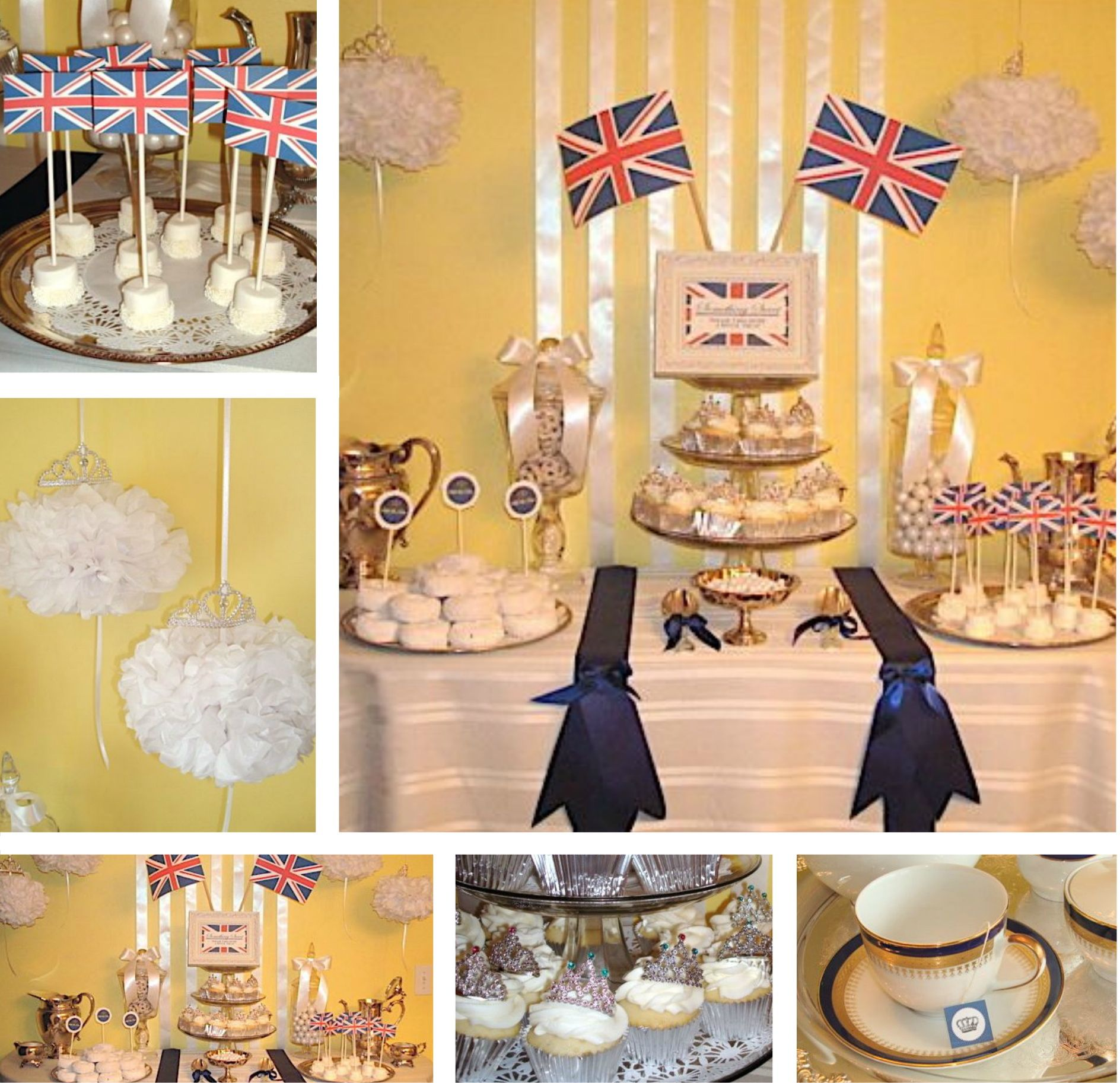 Royal Wedding Viewing Party | Buffets by Sweet Soirées ...
