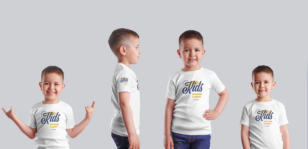 Download Free Toddler Boy T Shirt Mockup Design In 2020 Shirt Mockup Boys T Shirts Toddler Boys