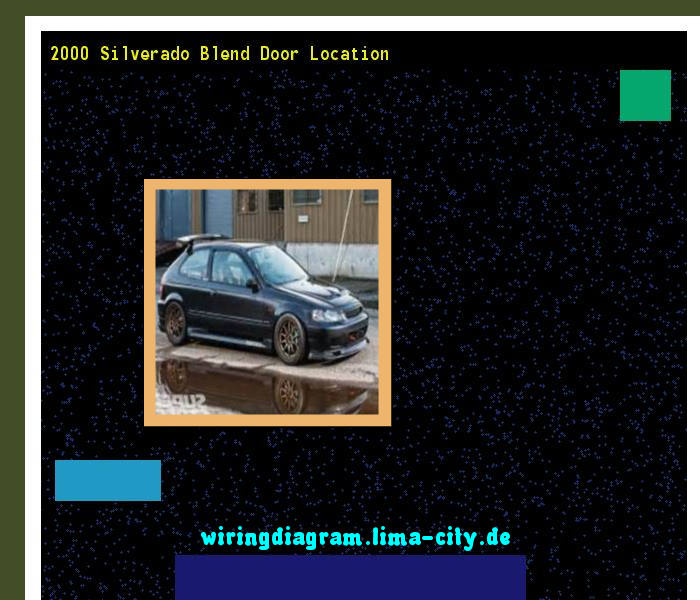 2000 Silverado Blend Door Location Wiring Diagram 18533 Amazing Collection: Ford Granada Wiring Diagram At Shintaries.co