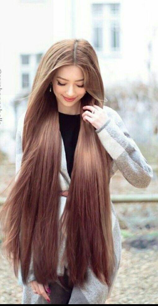 love western long hair