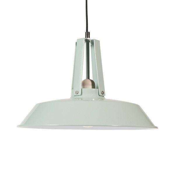 Groen metalen hanglamp D 36 cm MEYA ... | Interieur | Pinterest