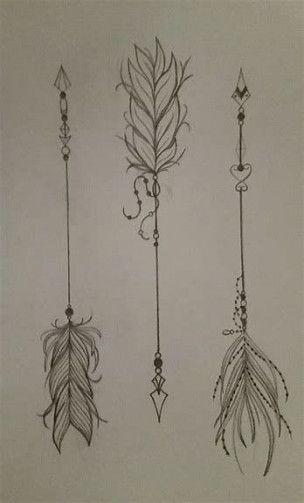 Tattoo feather wrist arrow tat 43 ideas