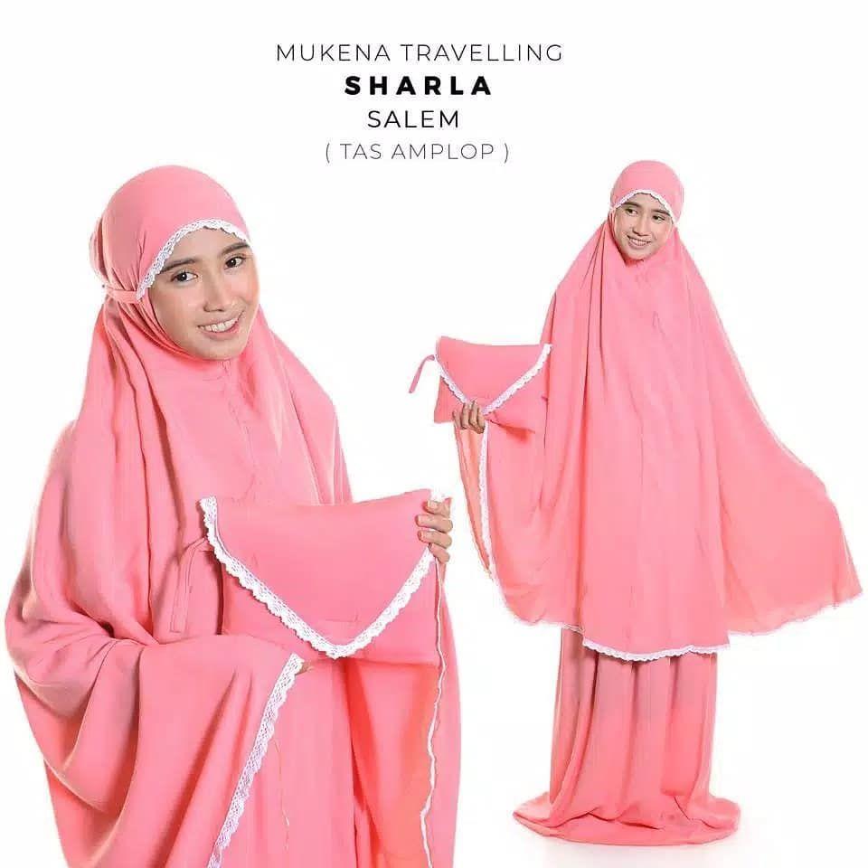 Warna Jilbab Yang Cocok Untuk Baju Pink Salem