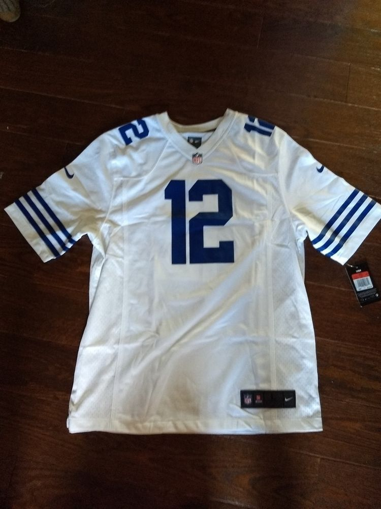 save off 36422 e21cd closeout andrew luck authentic colts jersey b13a0 69be7