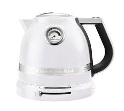 KitchenAid Artisan waterkoker dubbelwandig 1,5 liter aluminium-rvs-kunststof