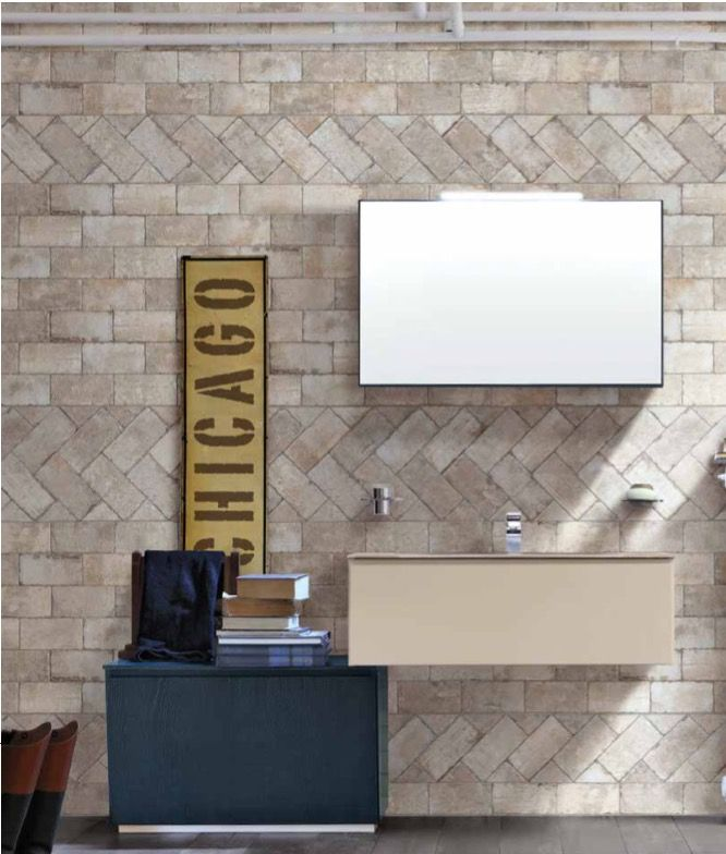Mediterranean Chicago Brick Color Southside Available In