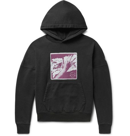 Release Dates Cheap Price Cheap Buy Printed Loopback Cotton-jersey Sweatshirt Cav Empt Free Shipping Cheap Real AUIEhA9R1