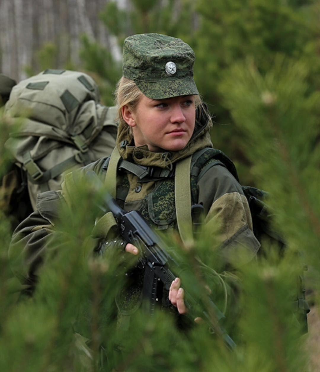 телки военные
