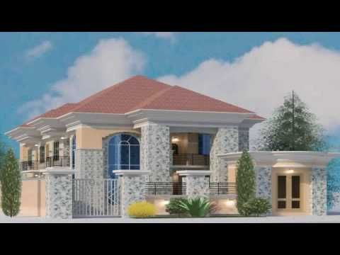 Latest Bungalow House Design In Nigeria Youtube House Design