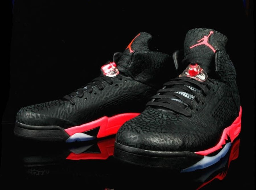 new style e35d3 e32b8 Air Jordan 3Lab5 Black Infrared 23   Release Date 12 31 2013