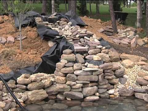 Step By Step How To Design, Build And Care For The Perfect Water · Pond  DesignGarden ...