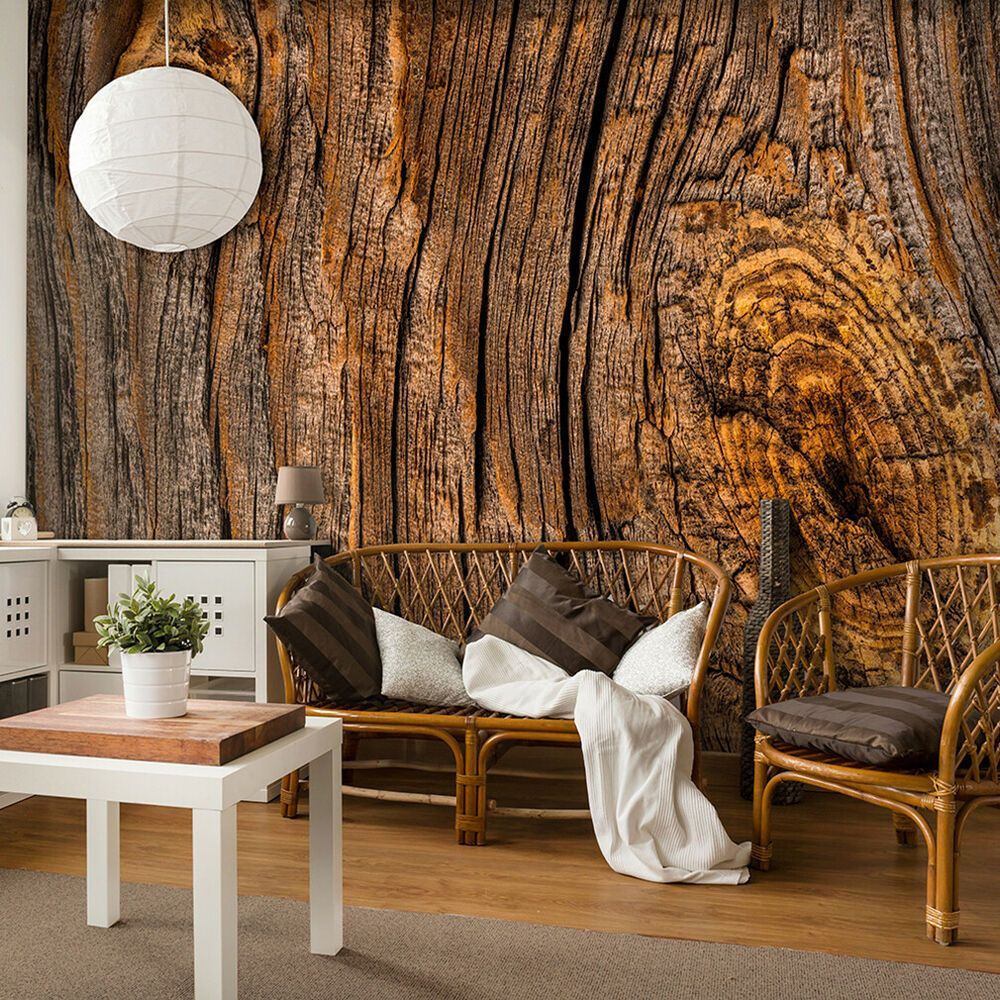 Vlies Fototapete Holzeffekt Holz Effekt Tapete Wandbilder Tapeten Fototapeten Sonnenuntergang Heute Sonnena In 2020 Wood Effect Wallpaper Wall Design Home Decor