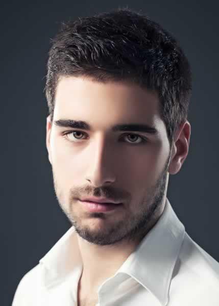 Fotos de cortes de cabello cortos para hombres 31