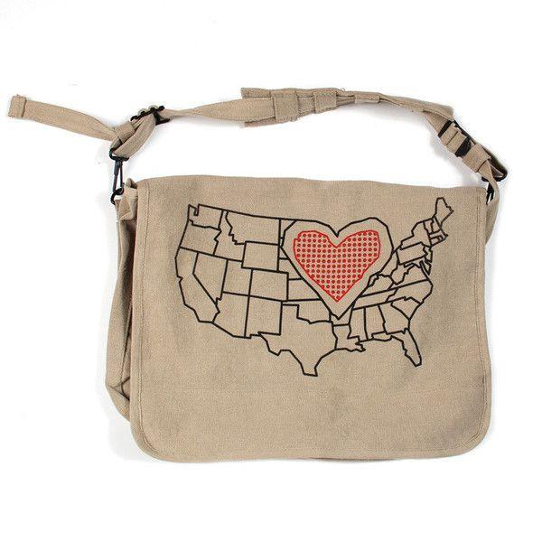 Heartland Canvas Bag