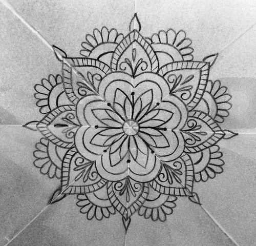 Mandala tumblr recherche google mandalas pinterest for Mandala tattoo tumblr