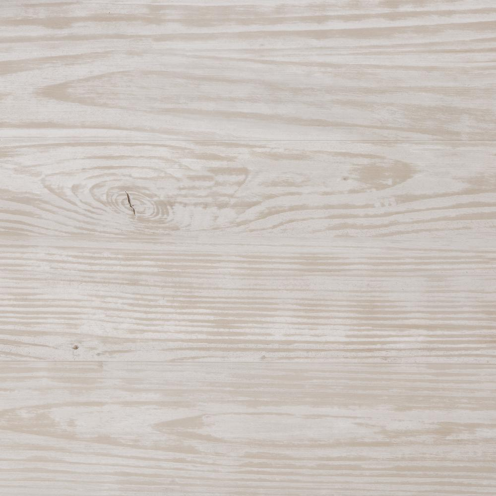 Home Decorators Collection 7 5 In X 47 6 Whitewashed Oak Luxury Vinyl Plank Flooring 24 74 Sq Ft Case 048010 The Depot