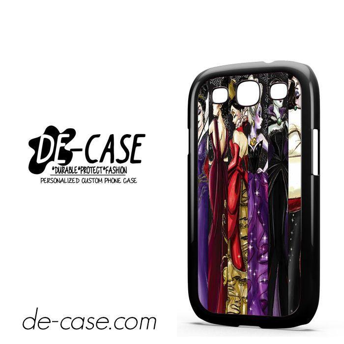 Disney Villain DEAL-3449 Samsung Phonecase Cover For Samsung Galaxy S3 / S3 Mini