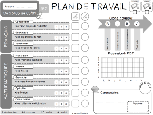 cm plan de travail feuille de route plan de travail plan de travail ce2 feuille de. Black Bedroom Furniture Sets. Home Design Ideas
