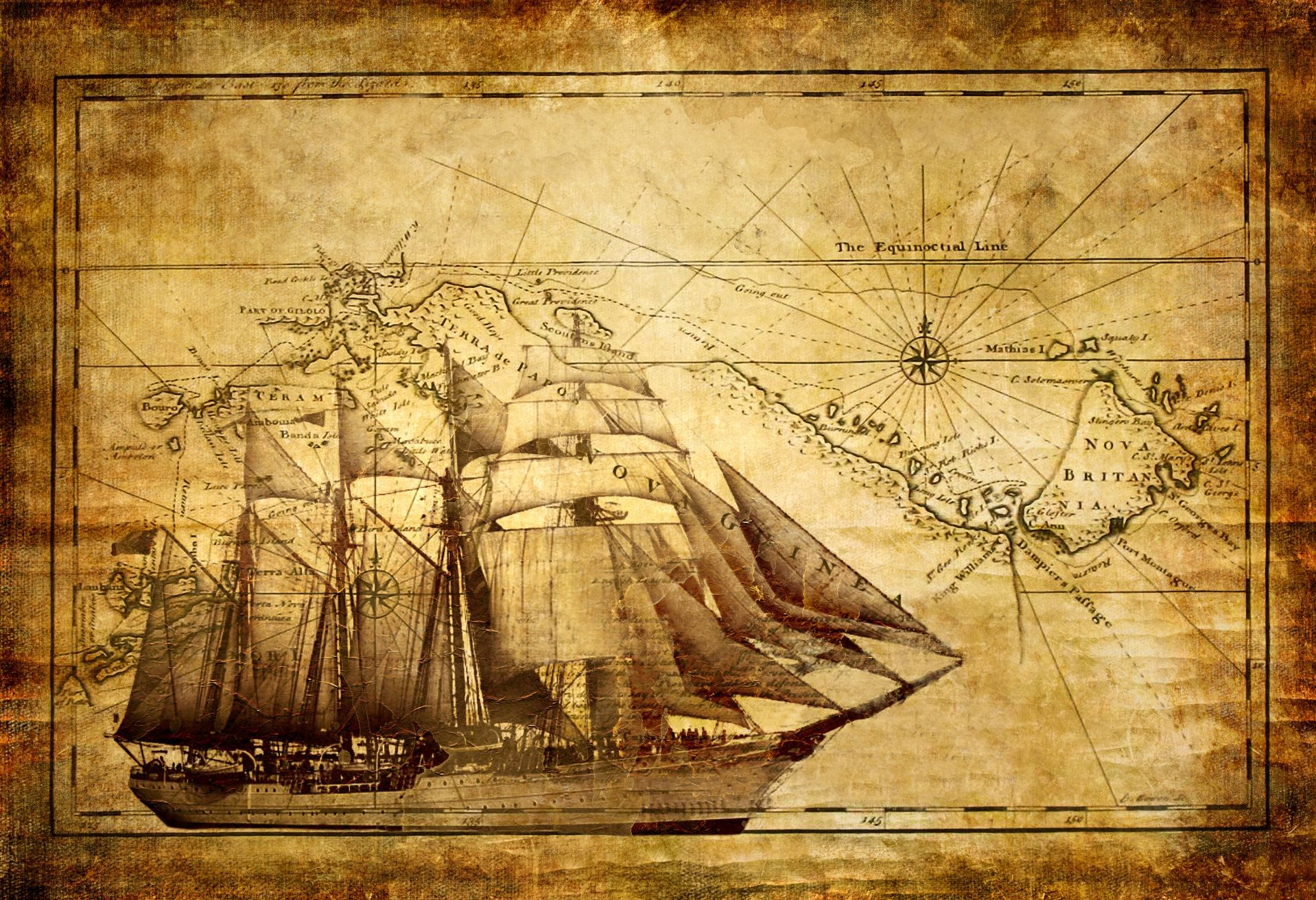 Old map sailing wallpaper desktop free download at free download old old map sailing wallpaper desktop free download at free download old gumiabroncs Choice Image