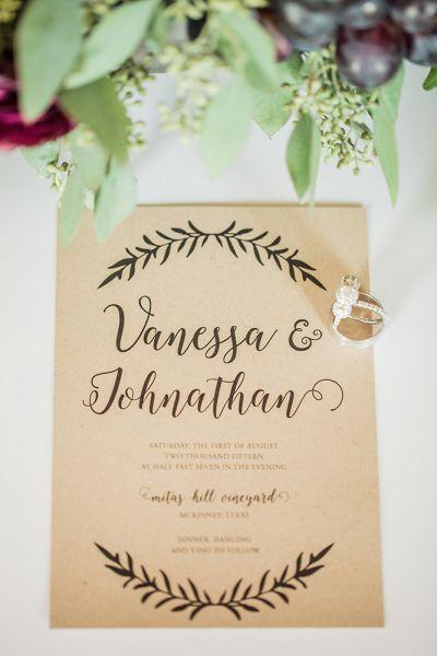 Pin On Modern Wedding Invitations