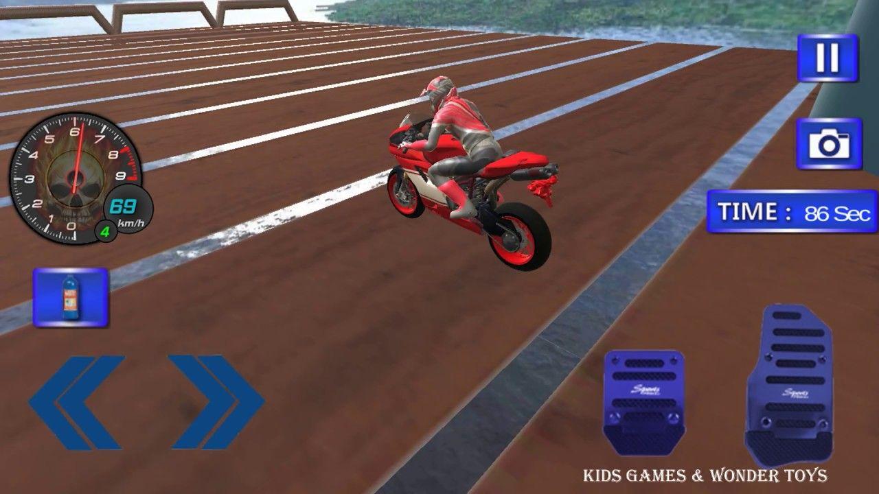 Air Stunt Bike Racing No 1 Extreme Air Racing Game 3d 10