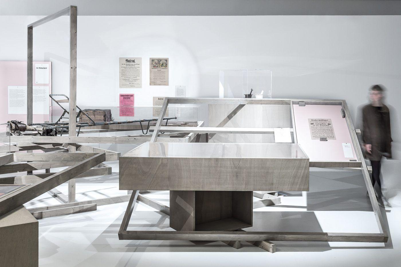 büro münzing – designer+architekten bda | Exhibition/Museum ...