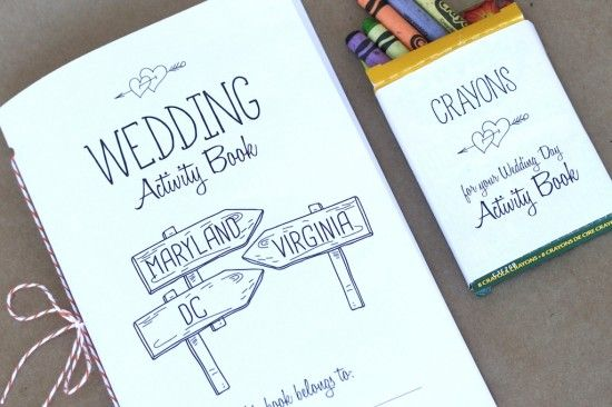 - Wedding Kids Activity Book Free Printable For Washington DC Area  Washington DC Weddings, Ma… Kids Wedding Activities, Wedding With Kids,  Free Wedding Printables